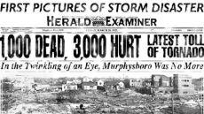 Tego tornada nie pokonało żadne inne. Już od 87 lat