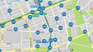 Znamy lokalizacje wszystkich stacji Veturilo