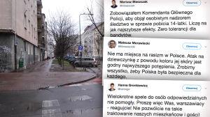 Premier Morawiecki skomentował atak na 14-letnią dziewczynkę