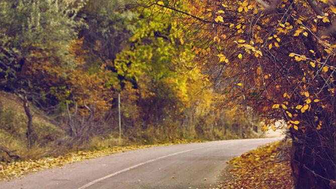 Doskonałe warunki na drogach