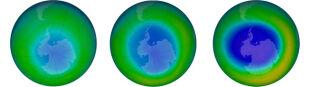 """Dziura ozonowa podgrzała południe Afryki. """"To wydawało się dość absurdalne"""""""