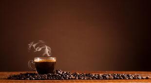 Pijmy kawę. Ma bardzo dużo dobrych właściwości